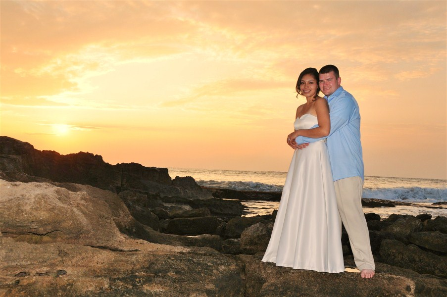 Awesome Hawaii Wedding Photos